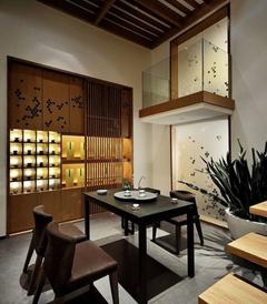 中式风格-茶会所