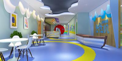 仁怀幼儿园时光机装修设计案例