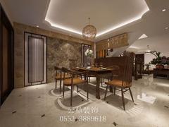 中式风格-<云鼎装饰>康怡嘉园126中式风格