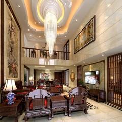 中式风格-家装案例