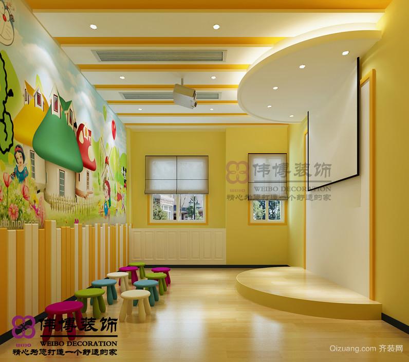 新爱婴早教中心其他装修效果图实景图