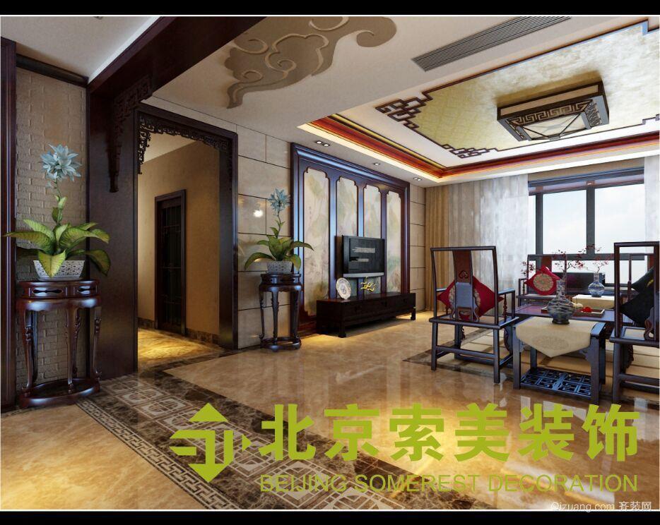 金桂丽湾现代简约装修效果图实景图