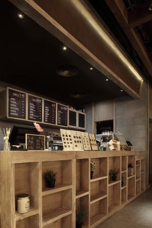 中央景城咖啡店
