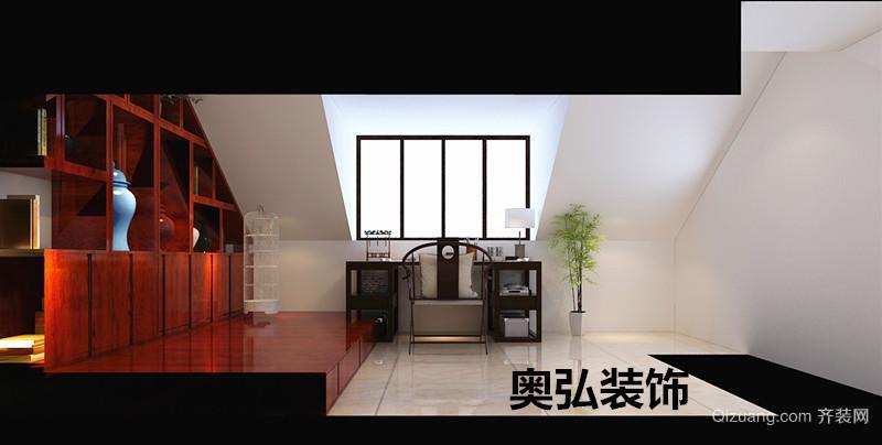 永华园中式风格装修效果图实景图