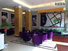 玉宇香城售楼部