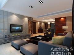 中式风格-时代豪庭