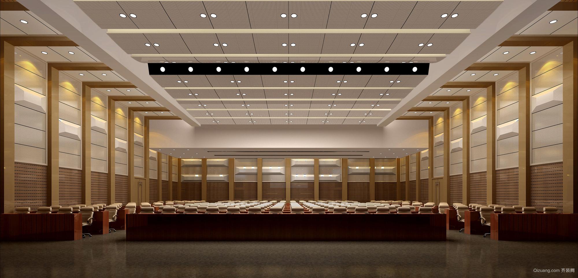 会议厅其他装修效果图实景图