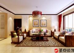 中式风格-鑫水园