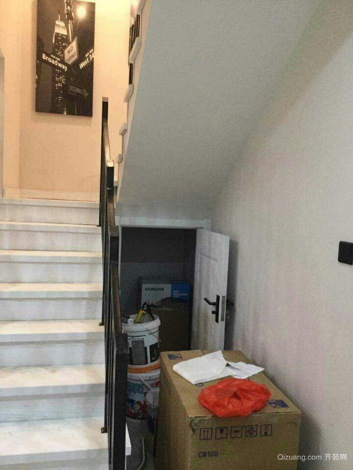 温泉公寓现代简约装修效果图实景图
