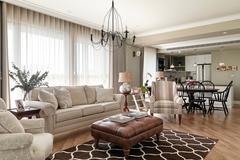美式风格-上堡公寓