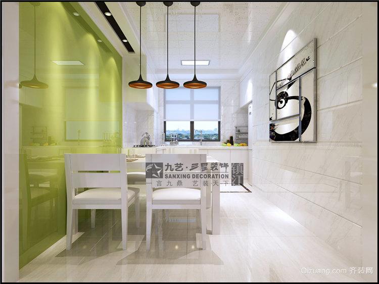 中南御锦城现代简约装修效果图实景图