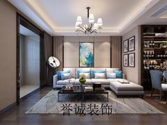 现代简约-华润红叶林