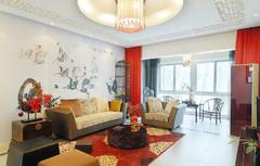 中式风格-中国铁建国际城