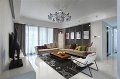 现代简约-名湖豪庭