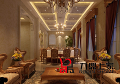 田园风格-酒店
