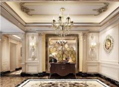 欧式风格-中洲·中央公寓E-CLASS