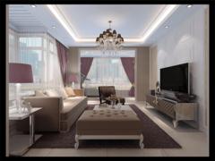 现代简约-亚运新新家园