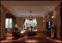 美式风格-金融街·金色漫香苑180平米托斯卡纳风