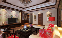 中式风格-碧轩园