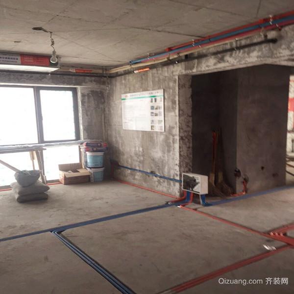 东裕新村现代简约装修效果图实景图