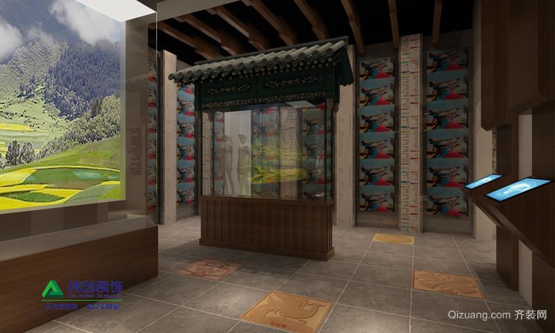 民族馆其他装修效果图实景图