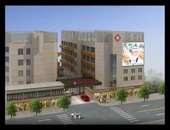 现代简约-圣蓝医院