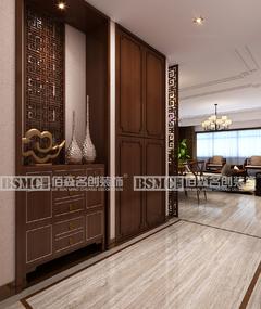 中式风格-学苑公寓