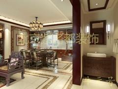 中式风格-自建房