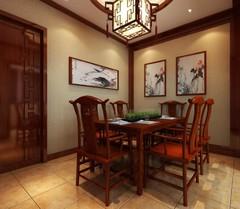 中式风格-禹州香溪里