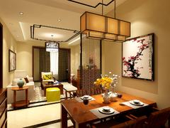 美式风格-湖塘东方公寓