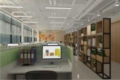 现代简约-企业办公楼