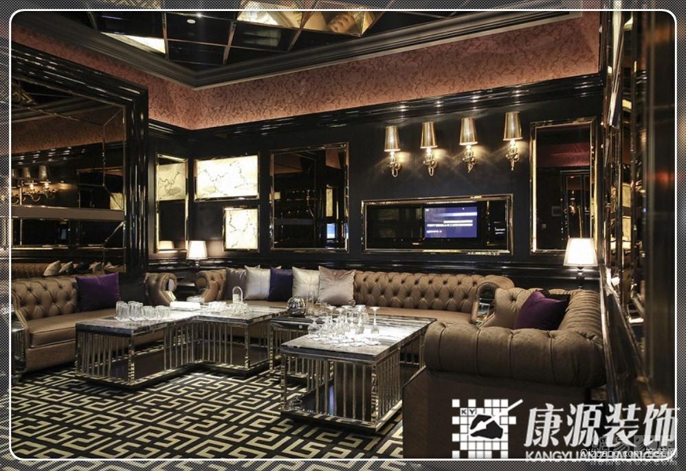 豪华KTV奢华欧式欧式风格装修效果图实景图
