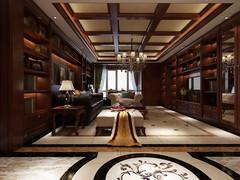 中式风格-水印西堤