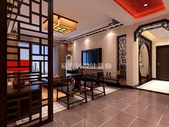 中式风格-中式别墅