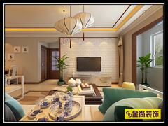 中式风格-映月紫云城