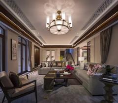 古典风格-中华家园别墅