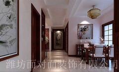 中式风格-恒信伯爵公馆