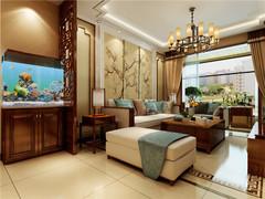 中式风格-柏悦澜庭