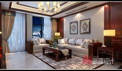 中式风格-伯乐达城市御墅