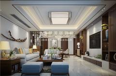 中式风格-边防公寓