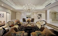 美式风格-香树湾别墅