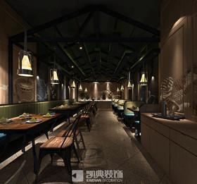 韩式料理店