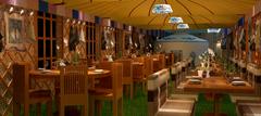 奥克水上乐园草原羊餐厅