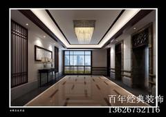 中式风格-电梯间