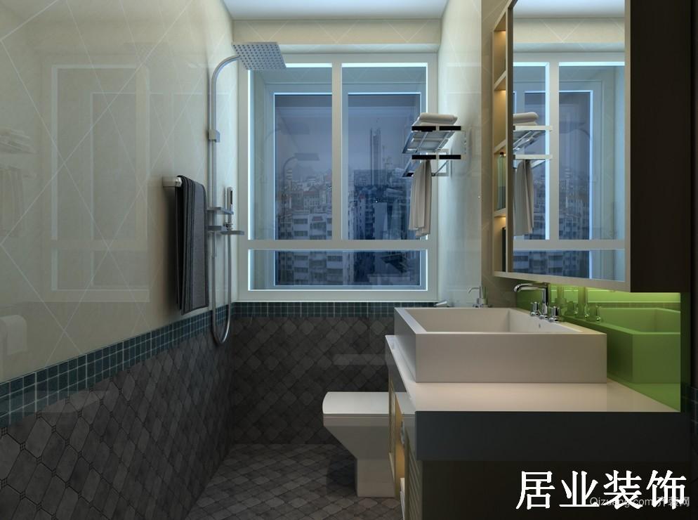 安泰水晶城现代简约装修效果图实景图