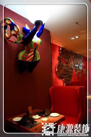 新中式自助餐厅