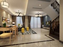 中式风格-观澜豪庭