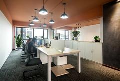 现代简约-万科金色城市现代简约办公室
