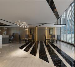 现代简约-平安国际大厦