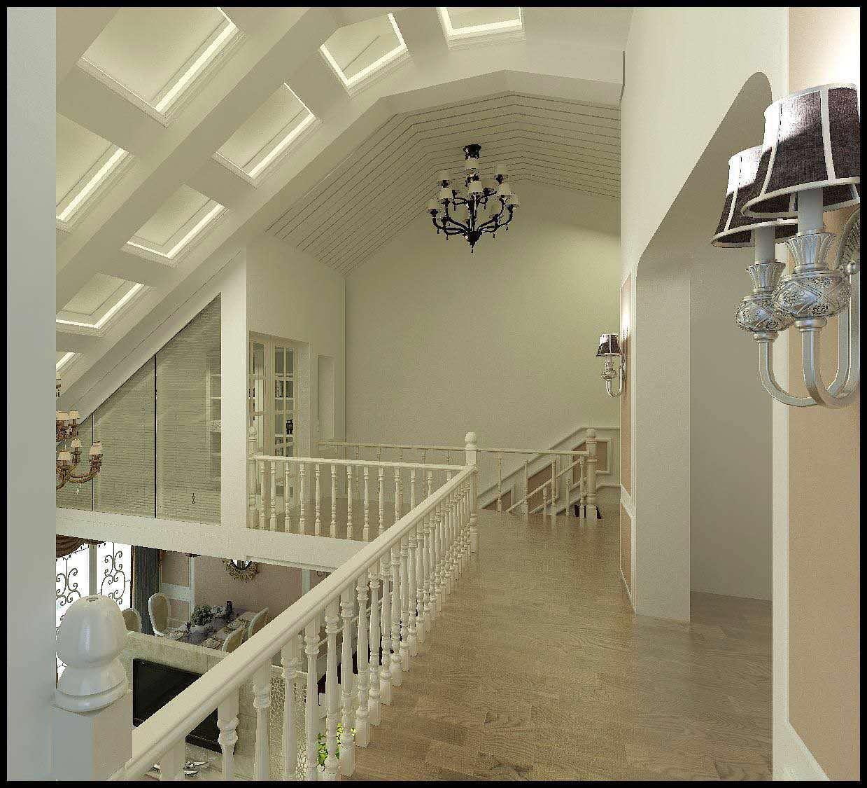 环海君和花园欧式风格装修效果图实景图